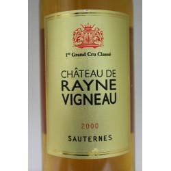 Château Rayne Vigneau 2000