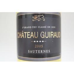 Château Guiraud 2005