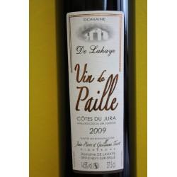 Vin de Paille 2009 Côtes du Jura