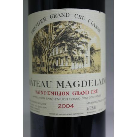 Château Magdelaine 2004 1er Grand Cru Classé de Saint-Emilion