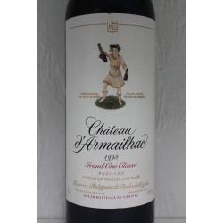 Château Armailhac 1993 - Pauillac - 5eme Grand Cru Classé