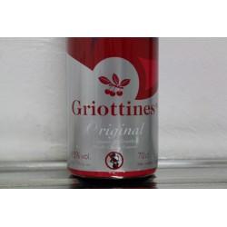 Liqueur griottines 70 cl