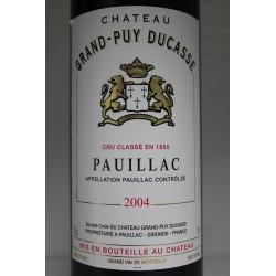 Grand Puy Ducasse 2004