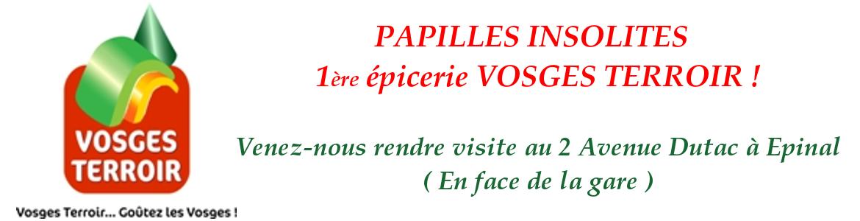 Première épicerie Vosges Terroir à Epinal